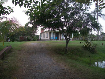 Villa José Otaño, la tranquilida la rodea